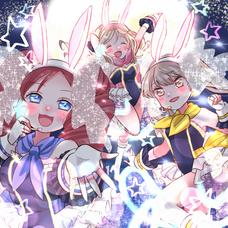 Bunny taᙏ̤̫͚ෆ̈のユーザーアイコン