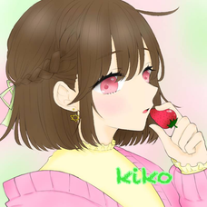 絆心 -kiko- ⋆͛♡⋆͛ ♭情緒不安定♭のユーザーアイコン