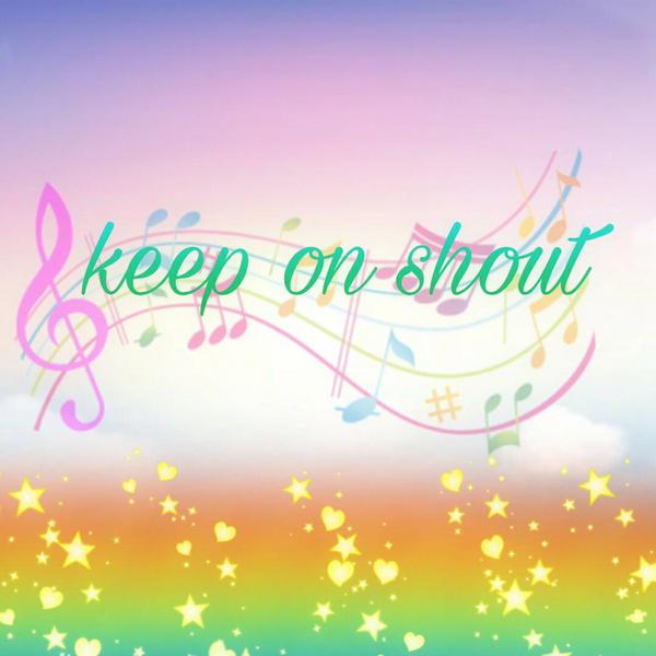 Keep on shoutのユーザーアイコン