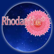 *Rhodanthe*のユーザーアイコン