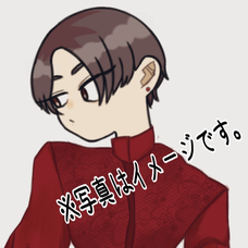 赤いドレスコードのユーザーアイコン