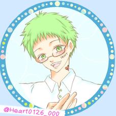 元Heart_000@新アカウントへ引越しました。's user icon