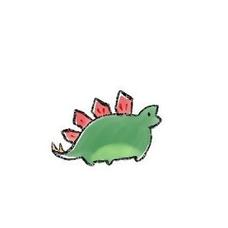 恐竜のユーザーアイコン