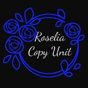 【公式】Roseliaコピーユニットのユーザーアイコン