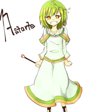 Astarteのユーザーアイコン