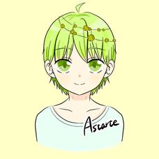 アスタルテ Astarte(休止中)のユーザーアイコン
