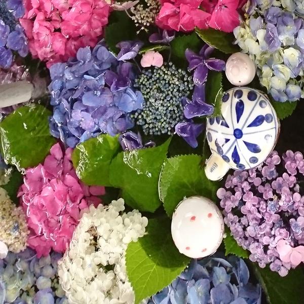 紫陽花のユーザーアイコン