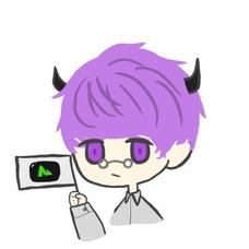 ボッサボサのユーザーアイコン