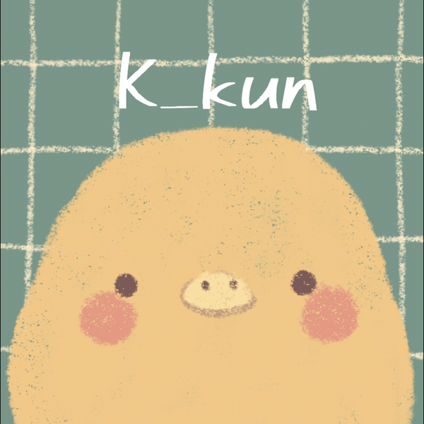 K君's user icon