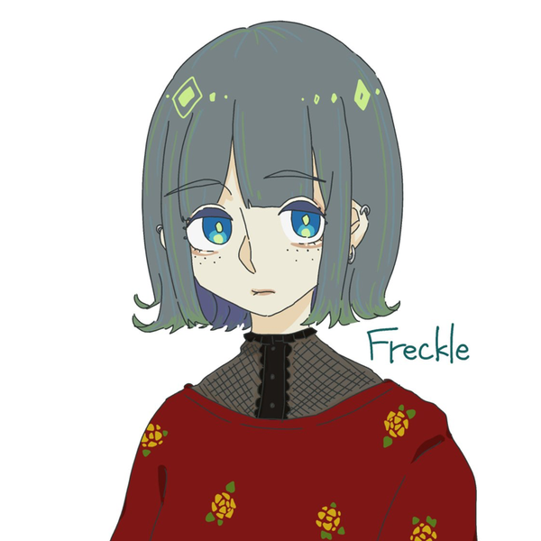 Freckleのユーザーアイコン