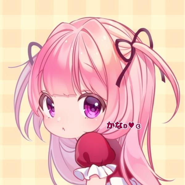 かなʚ♥︎ɞ's user icon