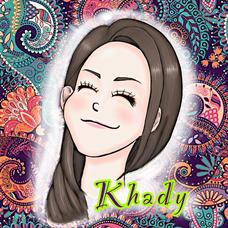 Khady(はでぃー)のユーザーアイコン