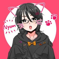 月猫のユーザーアイコン
