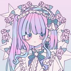 夜桜のユーザーアイコン