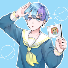 スイくん@中性🐬💙's user icon