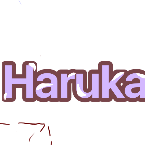 Harukaのユーザーアイコン