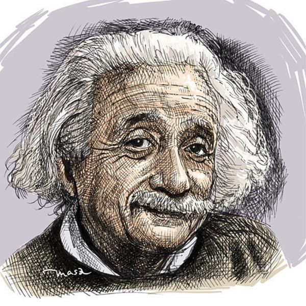 アルベルト・アインシュタインのユーザーアイコン