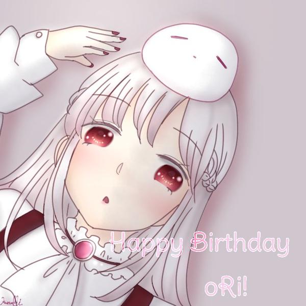oRiのユーザーアイコン