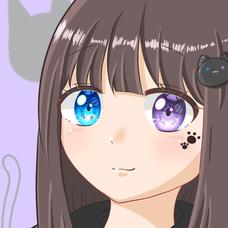 ねむMu🐱💜アイコン変えた✌️音痴ぃぃぃぃぃぃぃぃ!'s user icon
