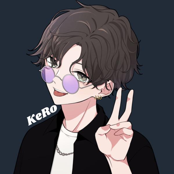 KeRoのユーザーアイコン
