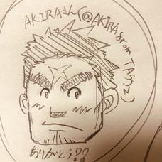 AKIRAのユーザーアイコン