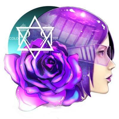 痲紫鑼 COLOR✡RIOTのユーザーアイコン
