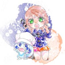 卯月菊夏のユーザーアイコン