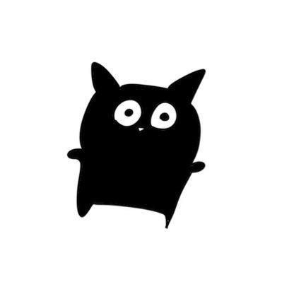 黒狼のユーザーアイコン