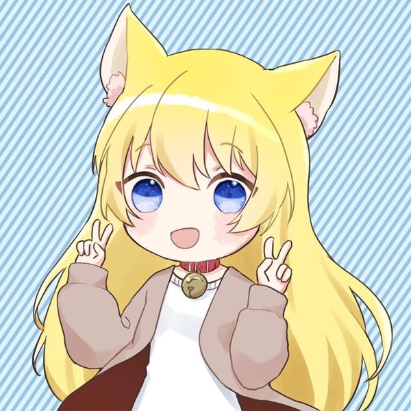 ペルシャ猫のユーザーアイコン