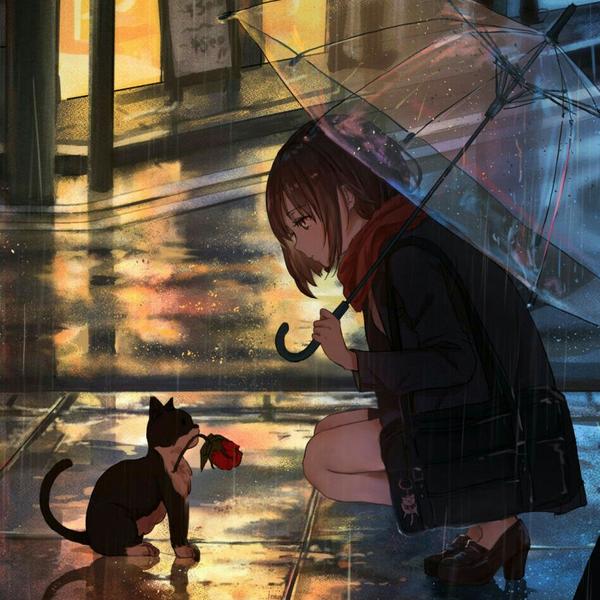 小雨@中性のユーザーアイコン