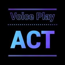 声劇団体ACTのユーザーアイコン