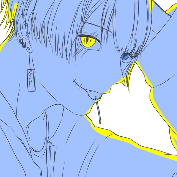 遥's user icon