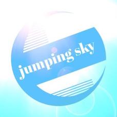 jumpingsky 公式アカウントのユーザーアイコン
