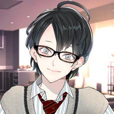メガネかけたスフレです。@復活まであと3日&誕生日まであと4日のユーザーアイコン