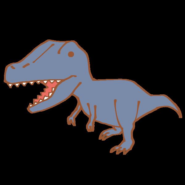 ティラノサウルスのユーザーアイコン