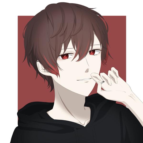 □のユーザーアイコン