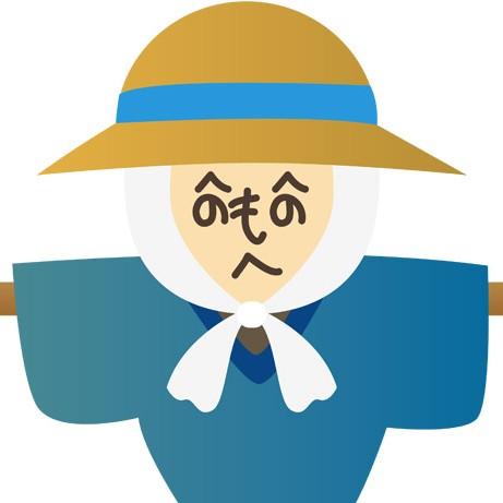 案山子(かかし)のユーザーアイコン