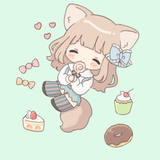 """🍑桃菜(🌼❛ ֊ ❛"""")❤︎⃜のユーザーアイコン"""