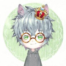 灰猫のユーザーアイコン