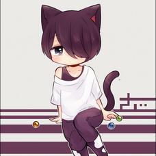 黒猫のジジのユーザーアイコン