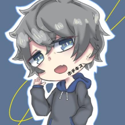 ホチキスくん@絶え間無く藍色のユーザーアイコン