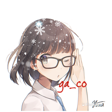 ga_co❄️✨歌ってこーー(≧∇≦*)のユーザーアイコン