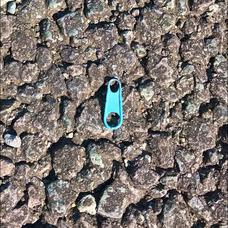 青い引き手のユーザーアイコン
