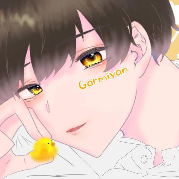 Garmiyan's user icon