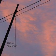 Hitoeのユーザーアイコン