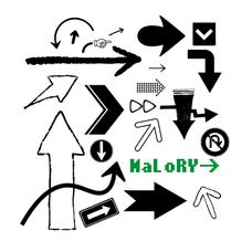 MaLoRY→(マロリ→)のユーザーアイコン