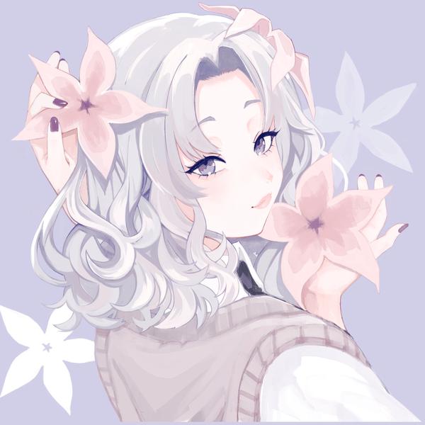 花's user icon