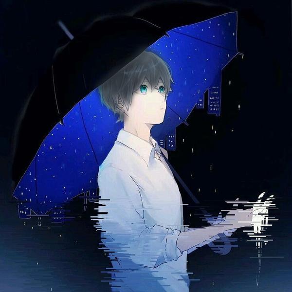畢/あめふり⋆̩☂︎*̣̩@優声男子のユーザーアイコン