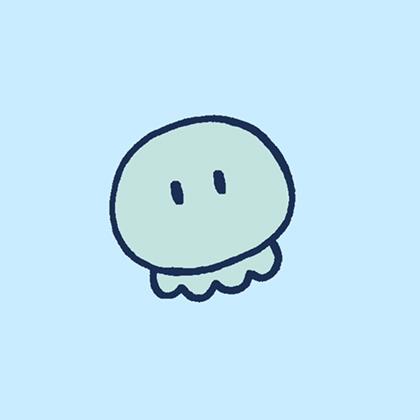 クラゲちゃんのユーザーアイコン
