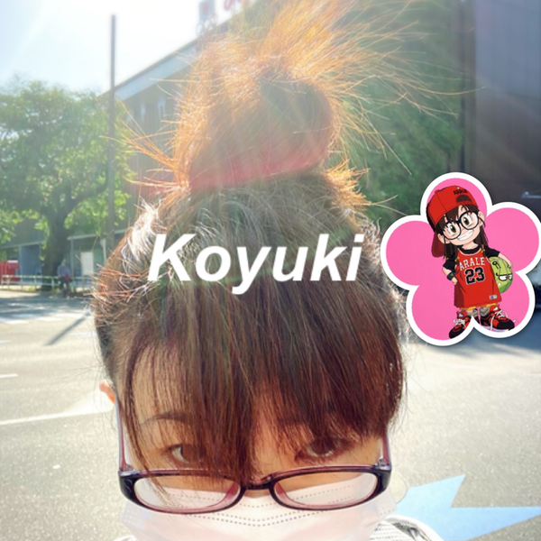 Koyuki's user icon